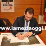 "Lamezia: Barbanti(Pd), ""Tropea rispetti volere assemblea"", si dimetta"