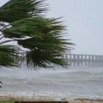 Maltempo: Protezione civile, piogge e venti forti al Sud
