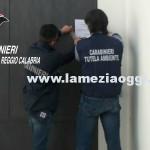 Rifiuti: deposito sequestrato a Locri dai Carabinieri