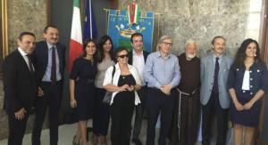 Comune Cosenza: in Giunta Santelli, padre Fedele,Sgarbi e Lanzino