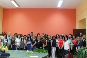 Reggio: cerimonia  saluto docenti neoassunti Falcomatà Archi