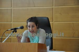 Lamezia: Marta Agostini relatrice corso difensore d'ufficio