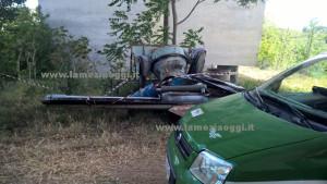 Sorpresi di notte nel parco del Pollino, denunciati 2 cacciatori