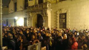 Passeggiate: in 600 tra le vie del centro di Catanzaro
