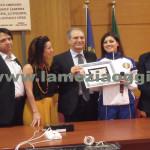 Lamezia: riconoscimento per la karateka Martina Di Cello