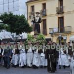 Lamezia: Processione S.Antonio in diretta televisiva su Essetivu