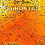 Caldo: Super con 'Caronte', tenperature roventi al Sud