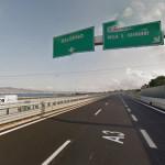 Anas: chiuso svincolo direzione Nord su A2 a Villa S.Giovanni