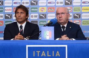 """Euro2016: Conte saluta commosso """"oggi e' peggio di ieri"""""""