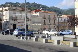 Lamezia: Piazza D'Armi controllata dalle Forze dell'ordine