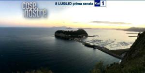 Rai 1: denunce contro la 'ndrangheta in prima serata, 8,61% share