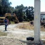 Furti: 8 mezzi di cantiere rubati recuperati da Polstrad Vibo