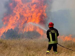 Incendi: firmata convezione campagna antincendio boschiva