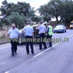 Lamezia: incidente in via dei Martiri, tre feriti