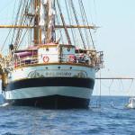 "Marina Militare: nave scuola ""Palinuro"" a Crotone"
