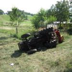 Incidenti lavoro: 70enne muore schiacciato da trattore a Cortale