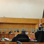 Processo Chimera: in aula un testimone dell'accusa