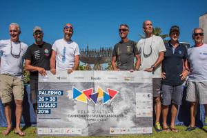 Vela: ultima regata campionato italiano