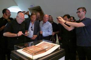 Rossano: Antonelli, riprendere dialogo Città Codex e Città Sassi
