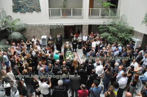 Lamezia: l'ultimo saluto all'avvocato Pagliuso
