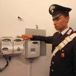 Furto energia elettrica tre persone arrestate dai Cc a Palmi