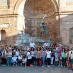Catanzaro: duecento catanzaresi tra le vie del centro storico