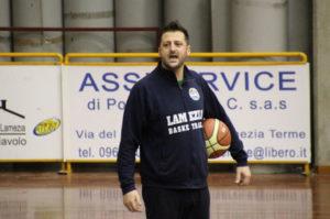 Pallacanestro: Alfredo Lazzarotti torna in campo a Lamezia