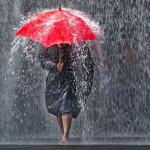 Il tempo: domani pioggia al centrosud, temperature in calo