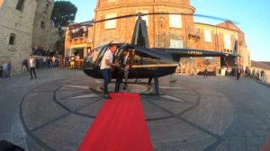 'Ndrangheta: chiesto scioglimento Comune sposi in elicottero
