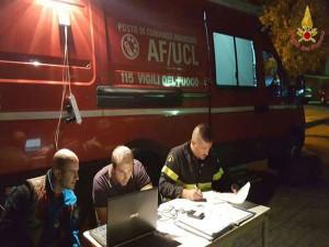 Ritrovato dai Vigili del Fuoco, uomo scomparso in Aspromonte