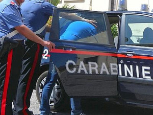 Sicurezza: giovane rumeno arrestato dai Carabinieri a Rende