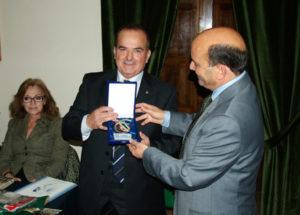 Sport: Coni conferisce a Franco Avolio la Palma d'Argento
