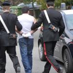 Droga: giovane arrestato dai Carabinieri a Borgia