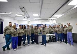 Al Magna Graecia Catanzaro collocato impianto salvavita valvola aortica
