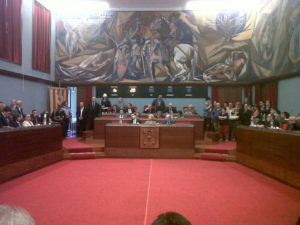 Comune Catanzaro: in Consiglio manca numero legale