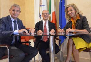 """Formazione: Cisal e Università """"Mediterranea"""" siglano accordo"""