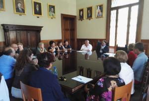 Catanzaro: Abramo incontra dirigenti scolastici