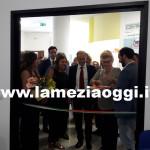 Lamezia: inaugurato centro Servizi intitolato a Michele Amatruda