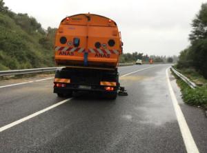 Maltempo: pioggia forte in Calabria, disagi sulle strade