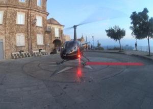 Matrimonio in elicottero: Enac sospende licenza pilota