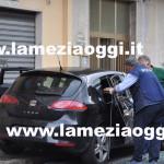 Lamezia: sparati colpi di pistola contro un'auto