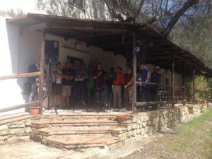 Fidelitas dona strumenti musicali Banda di Pietrapaola