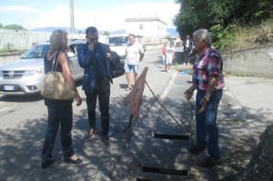 Lamezia: Tavella incontra cittadini San Pietro Lametino