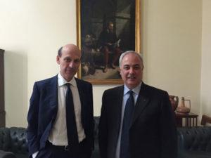 Presidente Camera commercio Cosenza domani a Bruxelles
