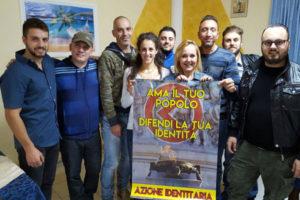 Costituita in Calabria la sezione di Azione identitaria