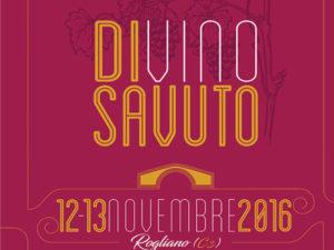 Rogliano: Pronta la terza edizione di divino Savuto