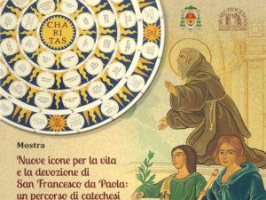 Reggio: Museo diocesano Mostra nuove icone San Francesco da Paola