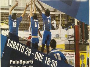 Lamezia: domani al Palasparti derby casalingo di pallavolo