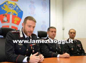Carabinieri: Vibo, insediato il nuovo capitano della Compagnia