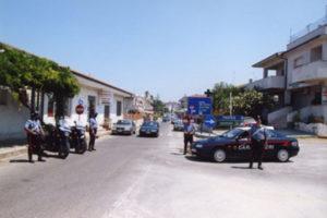 Sicurezza: controlli Carabinieri Tropea, denunce